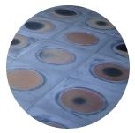 オリジナル特製陶板